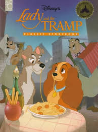 disney u0027s lady tramp classic storybook jamie simons
