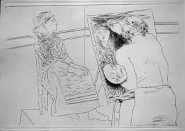 masters of modernity artist and model picasso chagall giacometti