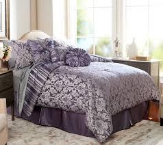 Northern Lights Comforters Northern Nights Jacquard Reversible 6 Piece Twin Comforter Set