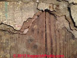 resilient flooring or sheet flooring that might contain asbestos