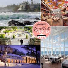 canada u0027s loveliest wedding venues of 2014 weddingbells