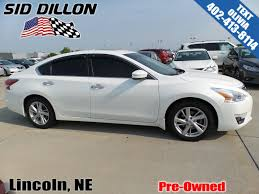 nissan altima key battery low pre owned 2015 nissan altima 2 5 sl 4 door sedan in lincoln