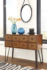 d37260 in by ashley furniture in orange ca dining room server hidden additional dining room server