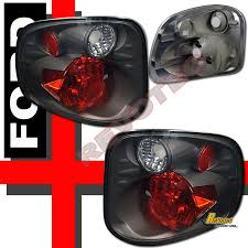 ford lightning tail lights 01 03 ford f150 svt lightning supercrew harley davidson pickup smoke