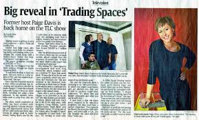 trading spaces host paige davis trading spaces usa today