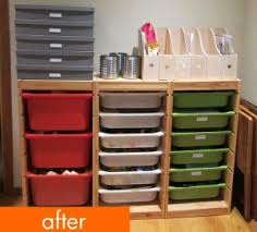 before and after paula berman organizing professional home