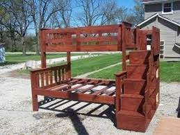 Build Your Own Wood Bunk Beds by 43 Best Free Bunk Bed Plans Images On Pinterest Bunk Bed Plans