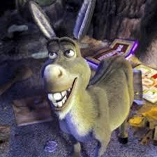 donkey shrek meme generator
