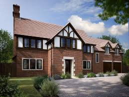 18 tudor house elevations large house by andrew walker 3d