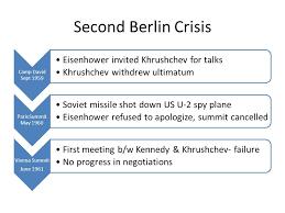 second berlin berlin crises 1948 9 ppt online