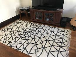 got this rug at the west elm sale this weekend malelivingspace