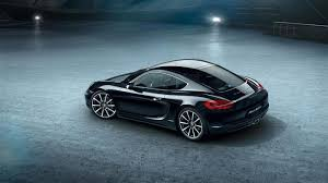 Porsche Boxster Black Edition - the new porsche cayman black edition mr goodlife
