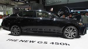 lexus gs is es 2016 lexus gs 450h luxury 3 5l hybrid cvt new graphite black