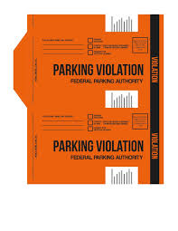 fake parking ticket template online public health administrator