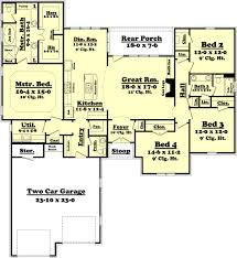 houseplans com traditional main floor plan plan 430 75 plan 430