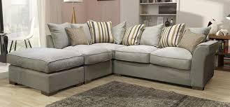 Beige Fabric Sofa Fabric Sofa With Footstool Memsaheb Net