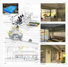 single family tropical house plans blueprint and layout