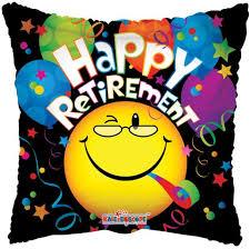 retirement balloon bouquet smiley happy retirement balloon bouquet jeckaroonie balloons