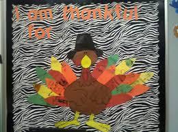thanksgiving bulletin boards in
