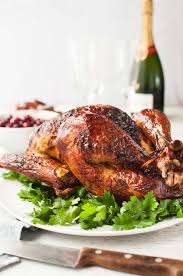 how to season the turkey for thanksgiving genius easy juicy roast turkey dry brined recipetin eats