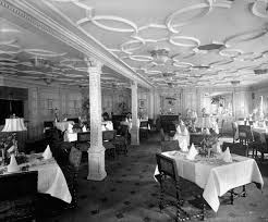 titanic first class dining room dining room 1st class dining room titanic nice home design