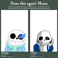 Draw It Again Meme - draw this again meme by elitehunter347 on deviantart