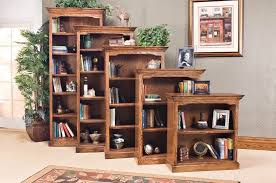 Bookshelves With Glass Doors For Sale by Furniture Unfinished Solid Wood Bookcases With 3 Shelf Ideas