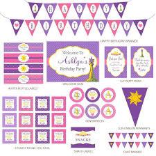 printable birthday decorations free printable birthday party decorations original free birthday