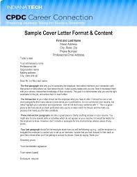 captivating resume email cover letter format in cover letter for