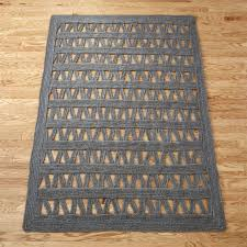 Jute And Wool Rug Modern Area Rugs Contemporary Rugs For The Home Cb2