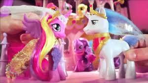 mlp wedding castle hasbro my pony royal wedding castle playset