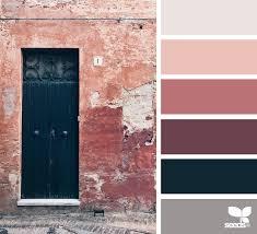 a door color design seeds