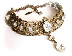 victorian necklace styles images How to identify vintage jewelry periods a history of classic jpg