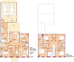 fort lewis on post housing floor plans vernondale village e6 e8 the villages at belvoir