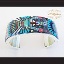 cuff bracelet sterling images P middleton kachina sun cuff bracelet sterling silver 925 with jpg