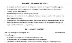 Game Designer Resume Web Analyst Resume Template Resumedoc
