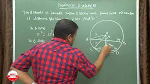 class 9 math circles e previous year u0026 important questions youtube