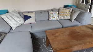 canap gros coussins chambre gros coussins de canapé gros coussin coeur en doudou doux