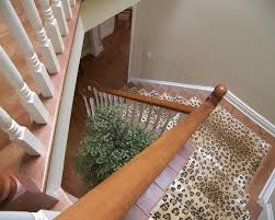 Leopard Print Runner Rug 94 Best Stair Runner Images On Pinterest Banisters Stairs And