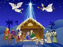 christmas nativity scene clipart u2013 101 clip art