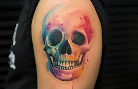 60 best skull tattoo designs and ideas tattoobloq
