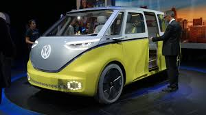 volkswagen thanksgiving take a closer look at the vw i d buzz concept kvia