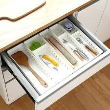 organisateur de tiroir cuisine rangement bijoux tiroir organiseur tiroir cuisine racglable