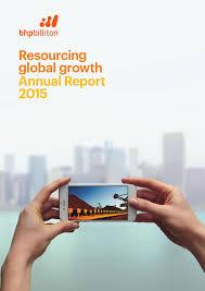 bhp billiton reporte anual 2015 by ediarte issuu