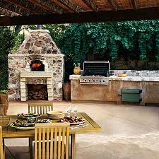 Outdoor Kitchen Designs With Pizza Oven by 231 Best Smokers Bbq U0027s Pizza Ovens Images On Pinterest