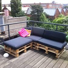 canape palette recup faire un canapé en palette élégant canape palette recup décoration