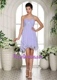 high school graduation dress beaded one shoulder lilac graduation dresses for high school