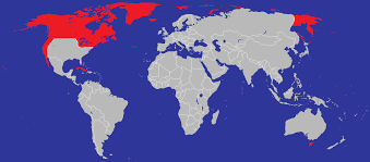 Code Geass World Map by What Do You Think Your Country Will Be Like When You Are 100 Years