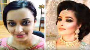 bridal makeup tutorial real bridal makeup tutorial for walima dailymotion