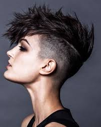 spiky haircuts for seniors short spiky haircuts hairstyles for women 2018 page 7 of 10